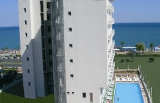 Отель Crystal Beach Hotel