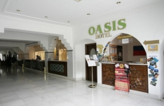 Отель Domina Coral Bay Oasis Hotel & Resort