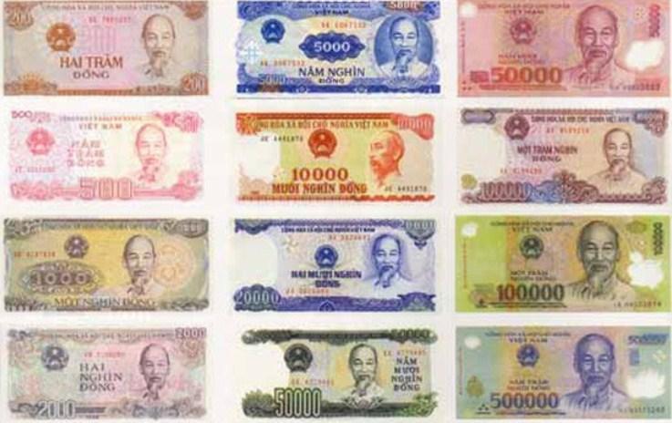 Вьетнам валюта